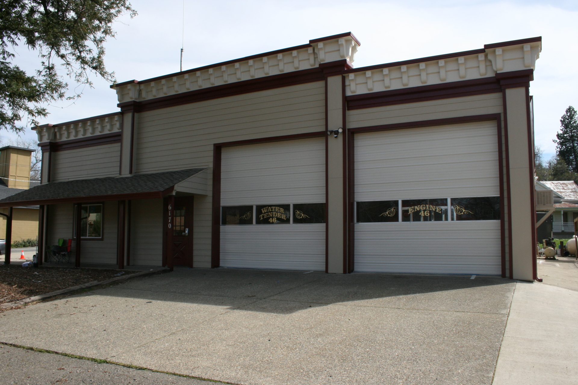 Eldorado Fire Station